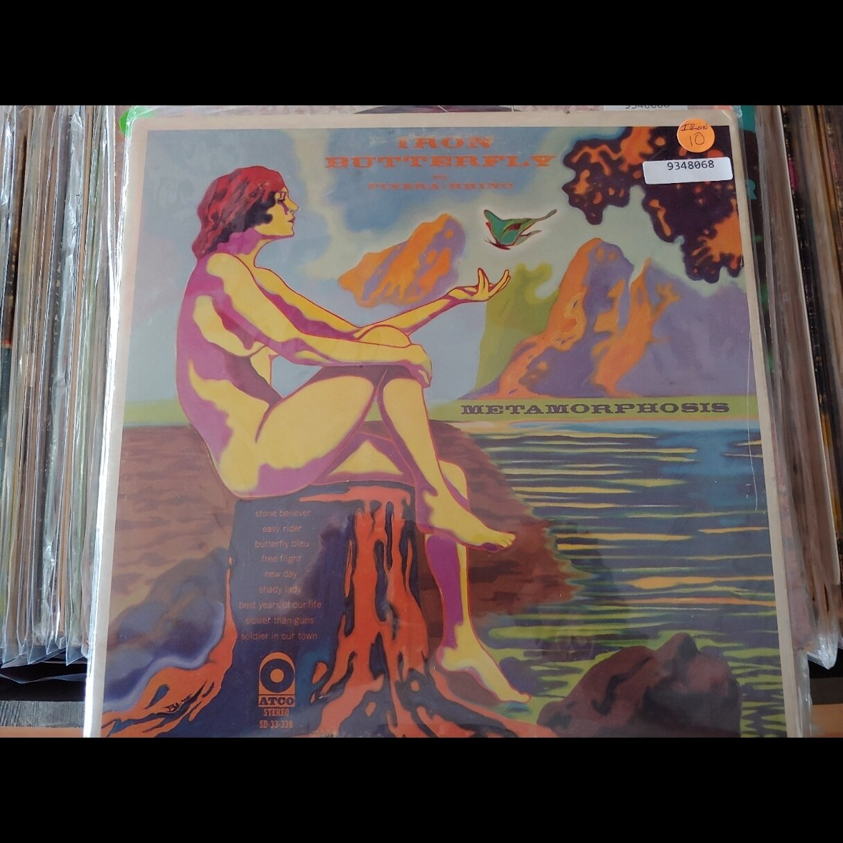Iron Butterfly - Metamorphasis