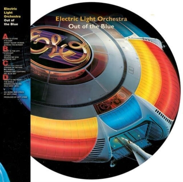 ELO ( ELECTRIC LIGHT ORCHESTRA ) / OUT OF THE BLUE