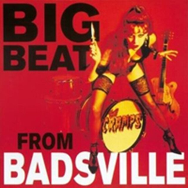 CRAMPS / BIG BEAT FROM