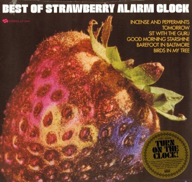 STRAWBERRY ALARM CLOCK / BEST OF STRAWBERRY ALARM CLOCK