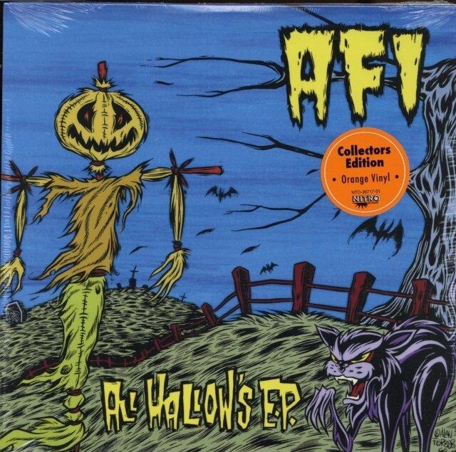 AFI / ALL HALLOW'S E.P.