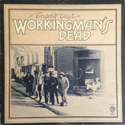 The Grateful Dead - Workingman's Dead