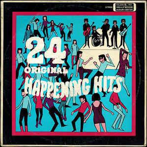 Various – 24 Original Happening Hits