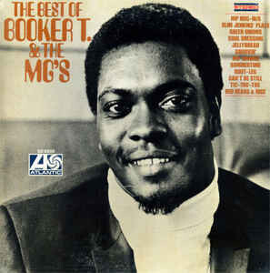 Booker T & The MG's – The Best Of Booker T. & The MG's