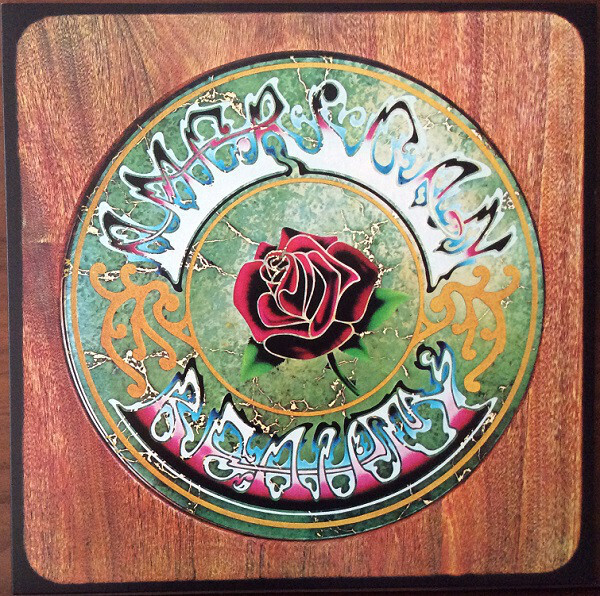 Grateful Dead – American Beauty Limited Edition 50th Anniversary Picture Disc