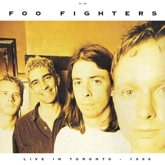 FOO FIGHTERS / LIVE IN TORONTO - APRIL 3 / 1996