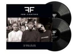 FOO FIGHTERS / THINGS TO DO IN STOCKHOLM (2LP)