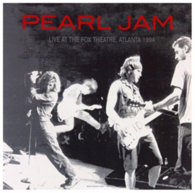 PEARL JAM / LIVE AT THE FOX THEATRE. ATLANTA. GA - 1994
