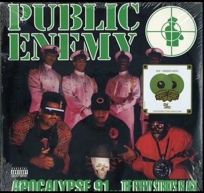 PUBLIC ENEMY / APOCALYPSE 91: THE ENEMY