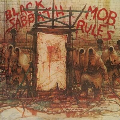 BLACK SABBATH / MOB RULES (DELUXE/2LP)