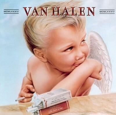 VAN HALEN / 1984