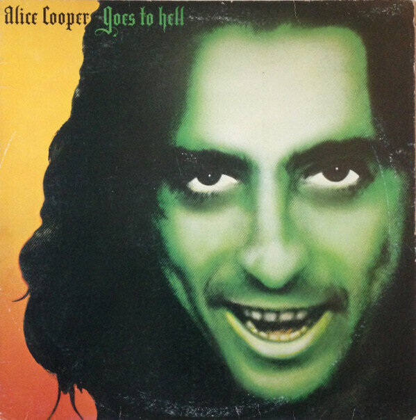 Alice Cooper – Alice Cooper Goes To Hell