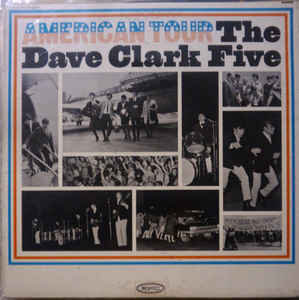 The Dave Clark Five – American Tour