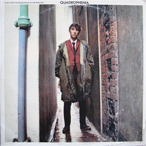 Various – Quadrophenia (Music From The Soundtrack Of The Who Film)