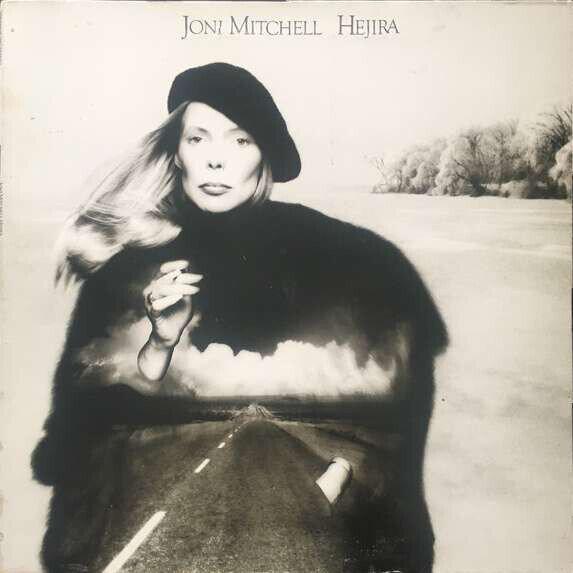 Joni Mitchell – Hejira