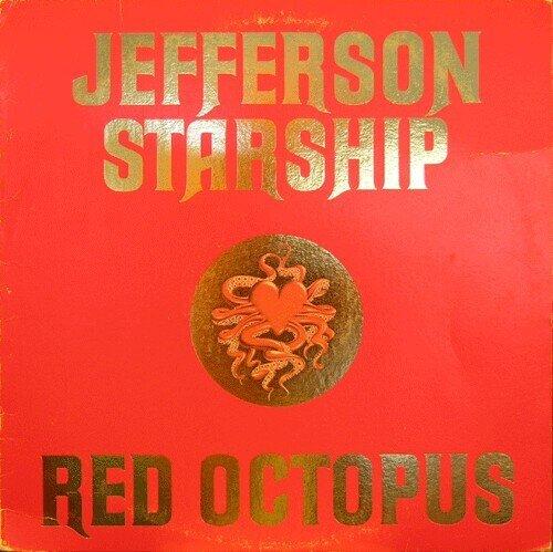 Jefferson Starship – Red Octopus