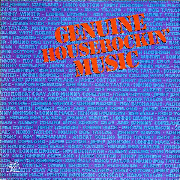 Various – Genuine Houserockin' Music