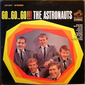 The Astronauts (3) – Go...Go...Go!!