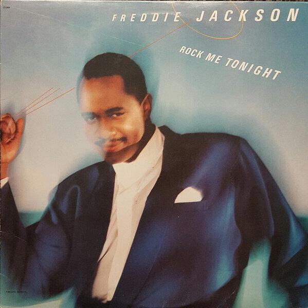 Freddie Jackson – Rock Me Tonight