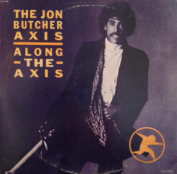The Jon Butcher Axis – Along The Axis