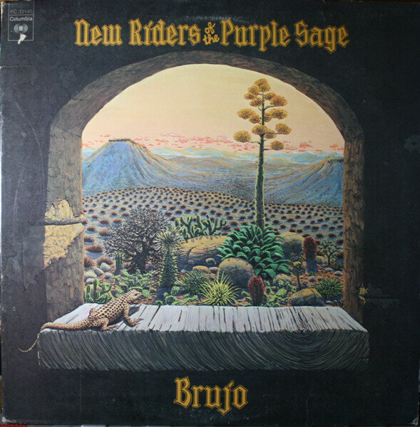 New Riders Of The Purple Sage – Brujo