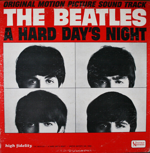 The Beatles – A Hard Day's Night (Original Motion Picture Sound Track)