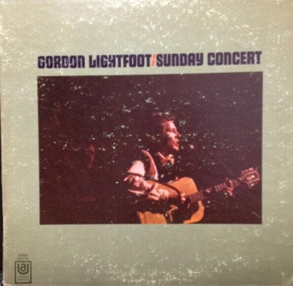 Gordon Lightfoot – Sunday Concert