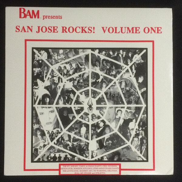 Various – San Jose Rocks! Volume One