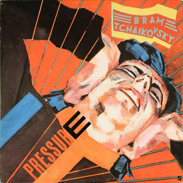 Bram Tchaikovsky – Pressure