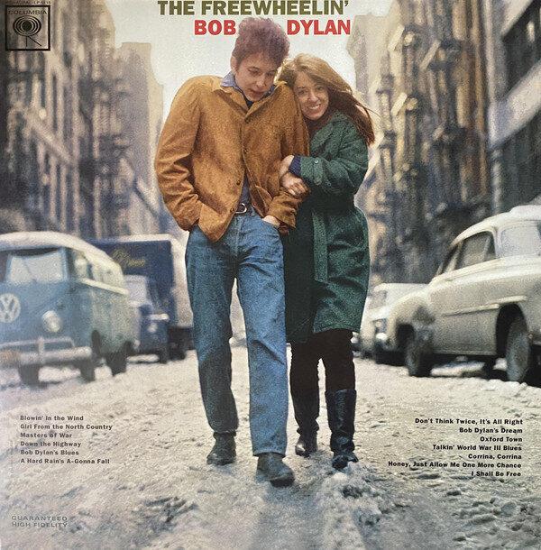 Bob Dylan – The Freewheelin' Bob Dylan
