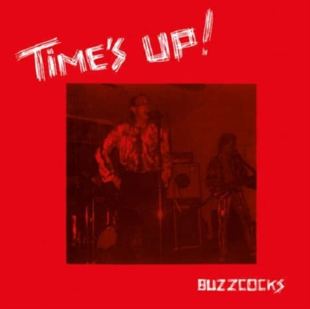 BUZZCOCKS / TIME'S UP (DL CARD)