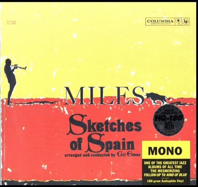 DAVIS,MILES / SKETCHES OF SPAIN (MONO)