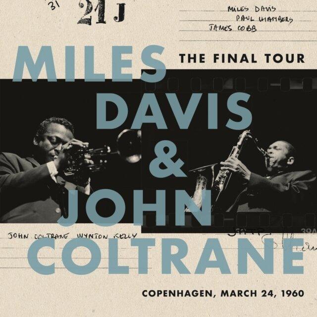 DAVIS,MILES & COLTRANE,JOHN / FINAL TOUR:COPENHAGEN,MARCH 24, 1960(1LP)