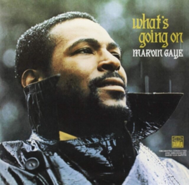 GAYE,MARVIN / WHAT'S GOING ON