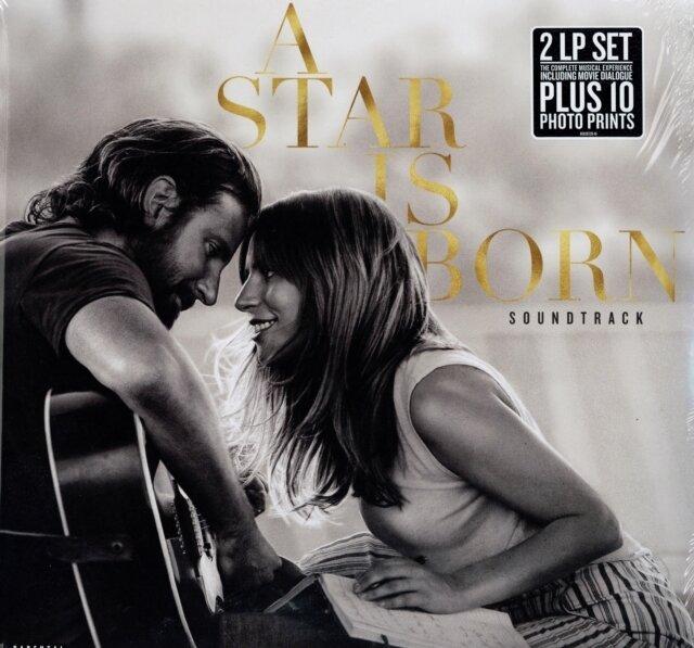 LADY GAGA/BRADLEY COOPER / STAR IS BORN 2018 OST (2 LP)