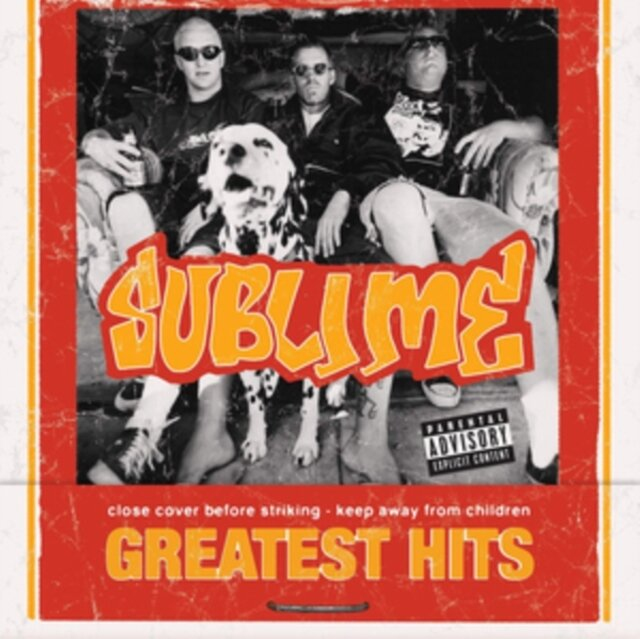SUBLIME / GREATEST HITS (X)