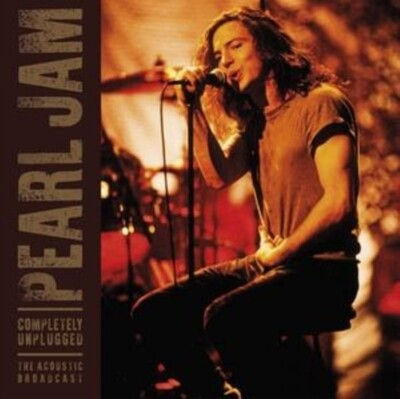 PEARL JAM / COMPLETELY UNPLUGGED (2LP/RED VINYL/140G)