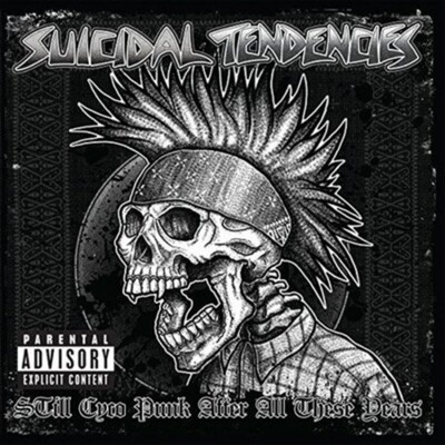 SUICIDAL TENDENCIES / STILL CYCO PUNK AFTER ALL THESE YEARS (OPAQUE PURPLE VINYL/DL CODE)
