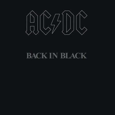 AC/DC / BACK IN BLACK (180G)