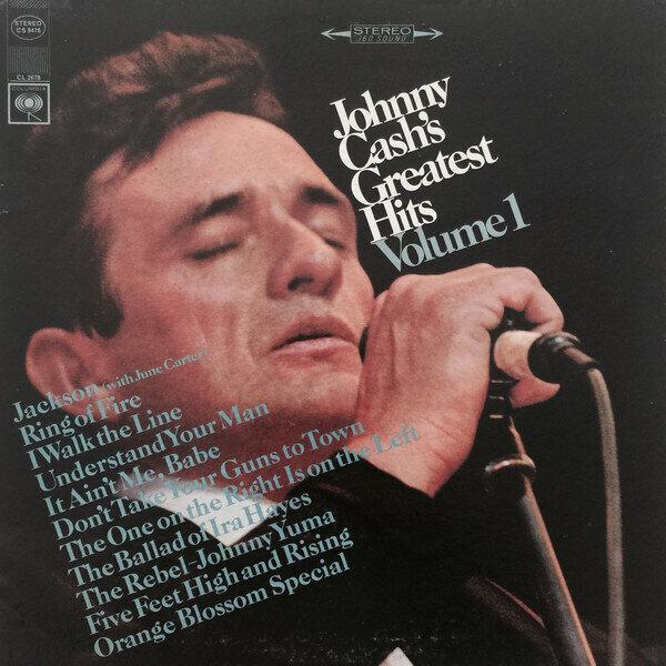Johnny Cash – Greatest Hits Volume 1