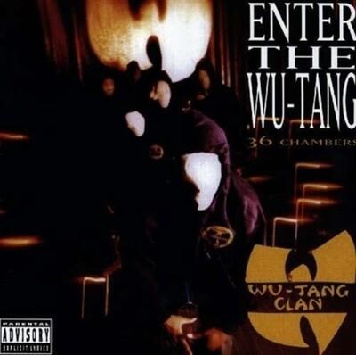 WU-TANG CLAN / ENTER THE WU-TANG