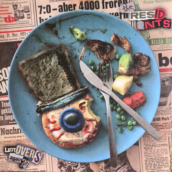 The Residents – Leftovers Again?!