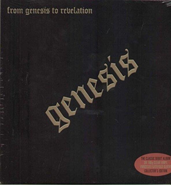 GENESIS / FROM GENESIS TO REVELATION