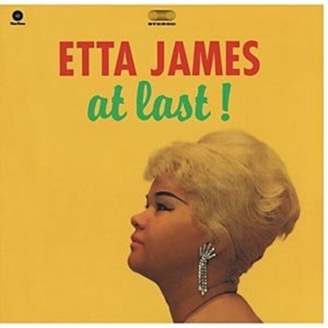JAMES,ETTA / AT LAST