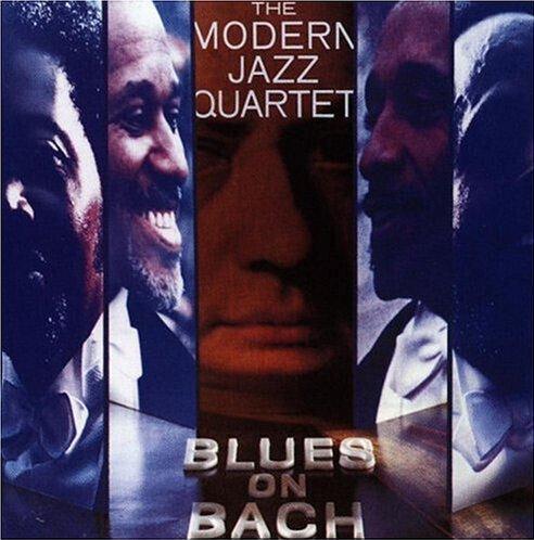 The Modern Jazz Quartet – Blues On Bach