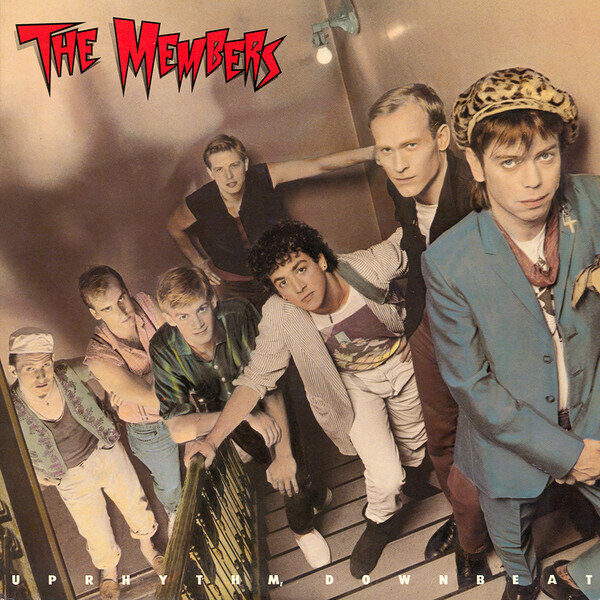 The Members – Uprhythm, Downbeat