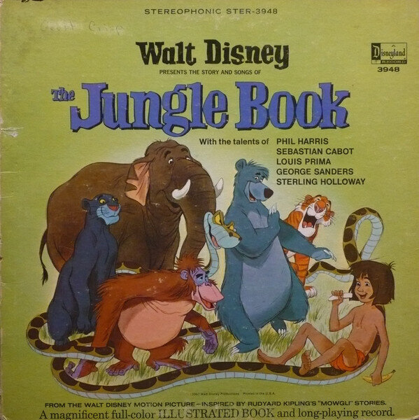 Various – The Jungle Book