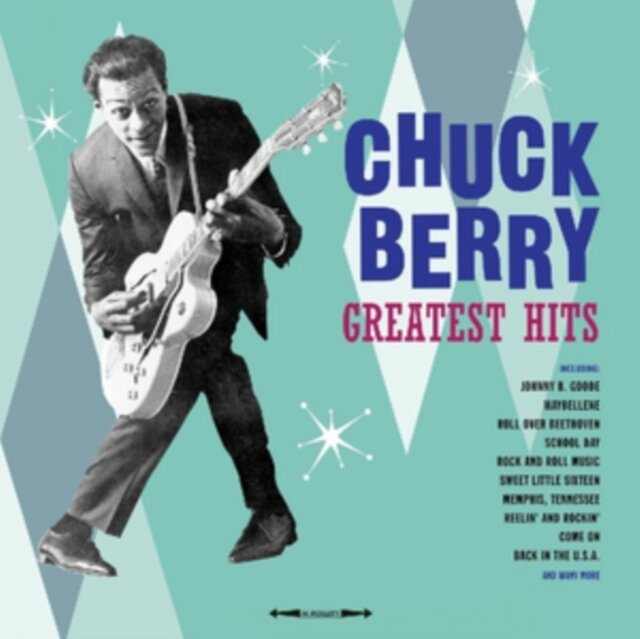 BERRY,CHUCK / GREATEST HITS