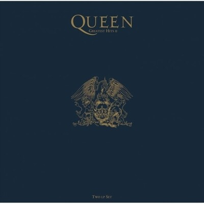 QUEEN / GREATEST HITS 2 (180G/DL CARD)
