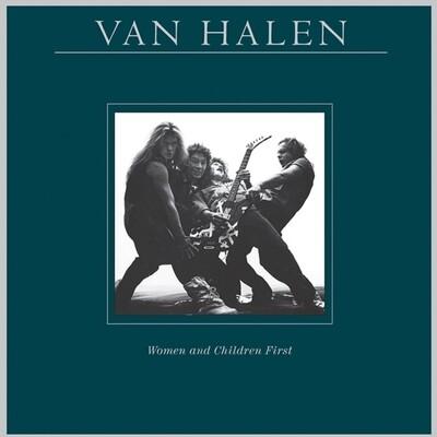 VAN HALEN / WOMEN & CHILDREN FIRST